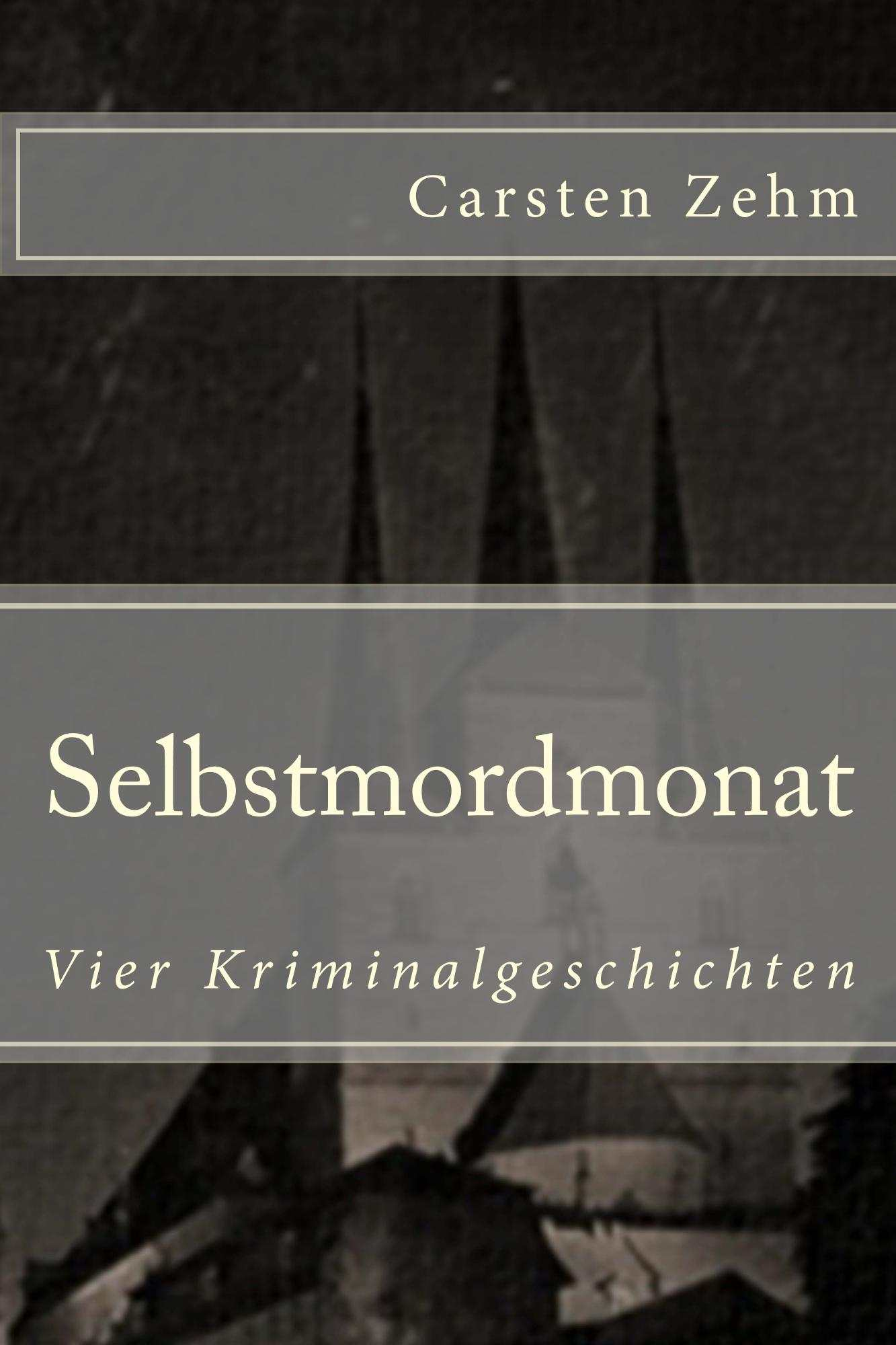 Cover Selbstmordmonat